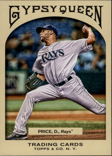 Photo of 2011 Topps Gypsy Queen #83 David Price