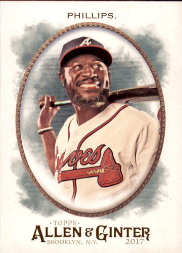 Photo of 2017 Topps Allen and Ginter #253 Brandon Phillips