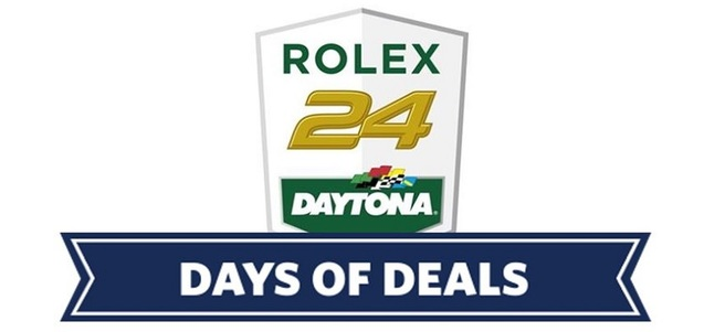 ROLEX 24 AT DAYTONA® + HOT LAP RIDE - PACKAGE 2 of 2