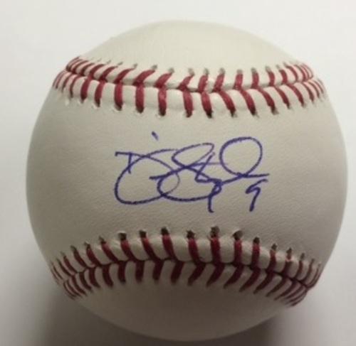 Photo of Dee Gordon Autographed Baseball