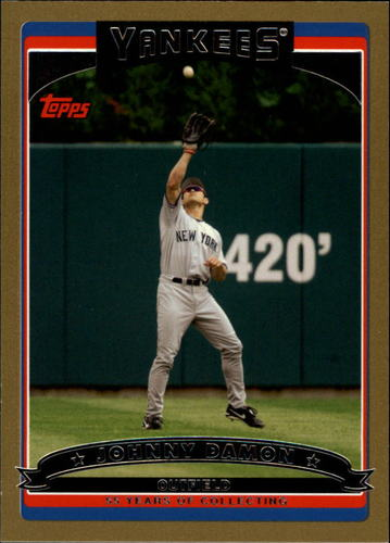 Photo of 2006 Topps Gold #184 Mike Maroth