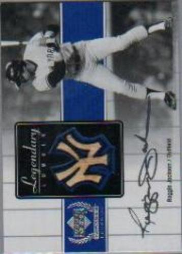 Photo of 2000 Upper Deck Yankees Legends Legendary Lumber #RJLL Reggie Jackson