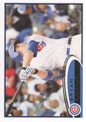 Photo of 2012 Topps #394 Bryan LaHair