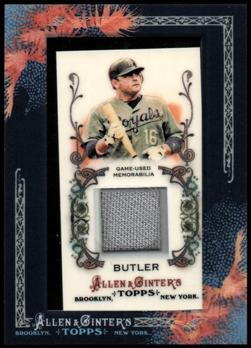 Photo of 2011 Topps Allen and Ginter Relics #BB Billy Butler