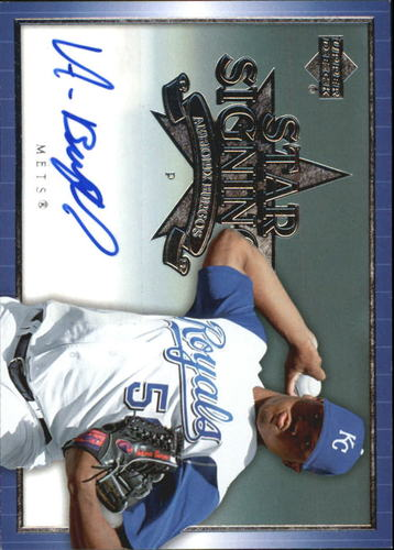 Photo of 2007 Upper Deck Star Signings #AB Ambiorix Burgos