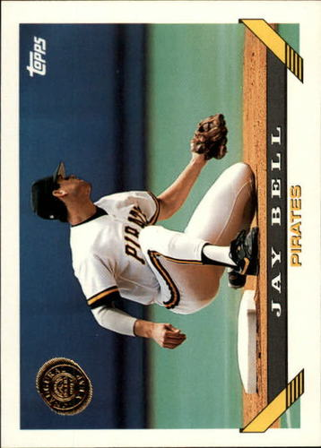 Photo of 1993 Topps Inaugural Rockies #354 Jay Bell