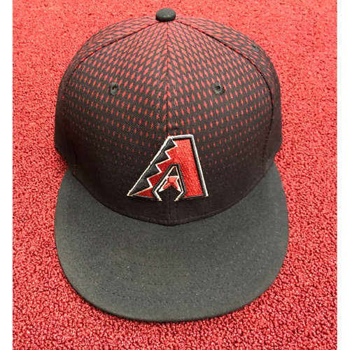 Photo of #41 Team-Issued Cap - 2016 Season