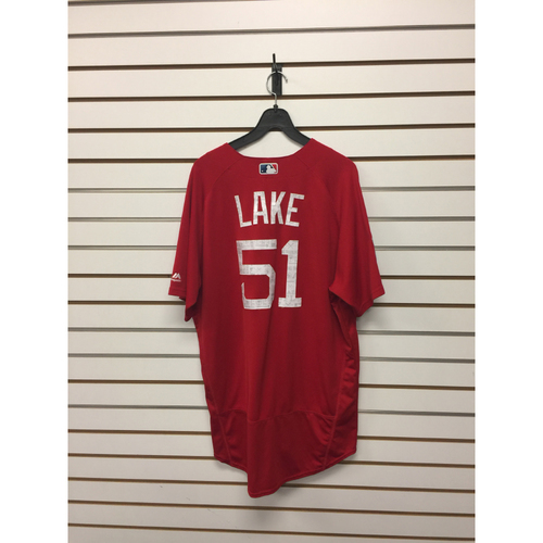 Junior Lake Team-Issued Spring Training Jersey