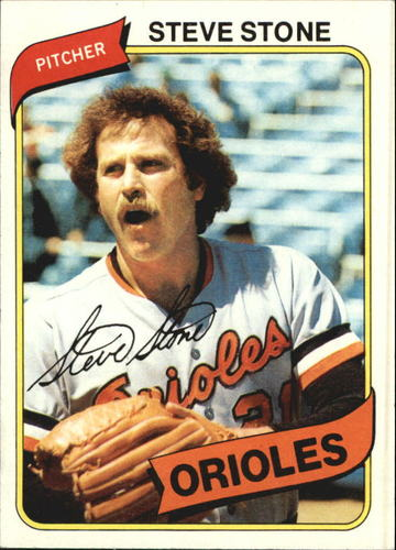 Photo of 1980 Topps #688 Steve Stone
