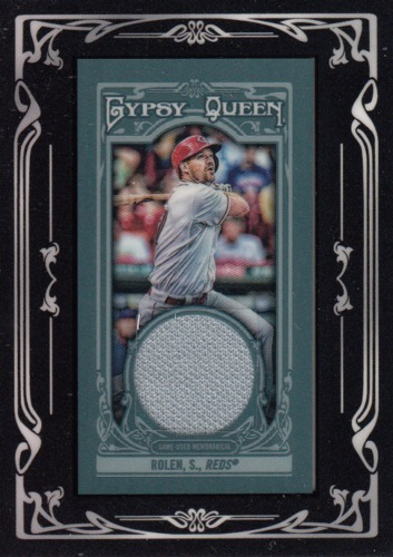 Photo of 2013 Topps Gypsy Queen Framed Mini Relics #SR Scott Rolen