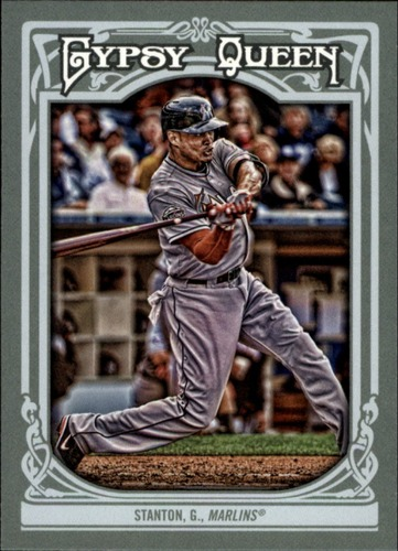 Photo of 2013 Topps Gypsy Queen #276A Giancarlo Stanton
