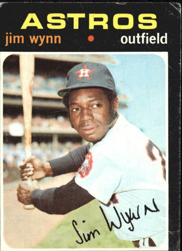 Photo of 1971 Topps #565 Jim Wynn