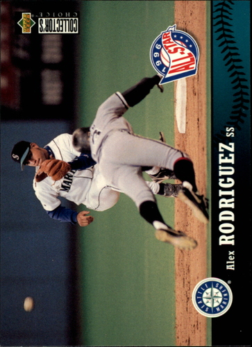 Photo of 1997 Collector's Choice #235 Alex Rodriguez