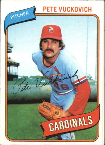 Photo of 1980 Topps #57 Pete Vuckovich