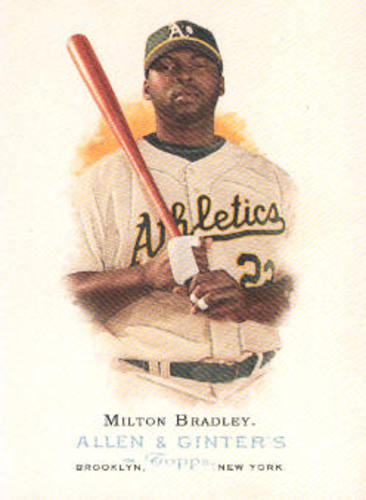 Photo of 2006 Topps Allen and Ginter #203 Milton Bradley
