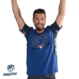 Toronto Blue Jays Hands High Away Game T-Shirt by G3