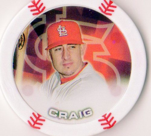 Photo of 2014 Topps Chipz #21 Allen Craig