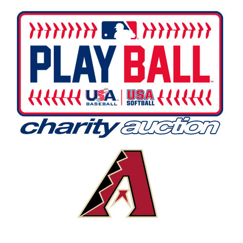 Photo of Play Ball Charity Auction: Arizona Diamondbacks - Dinner with Randy Johnson, Luis Gonzalez and the 2001 World Series trophy