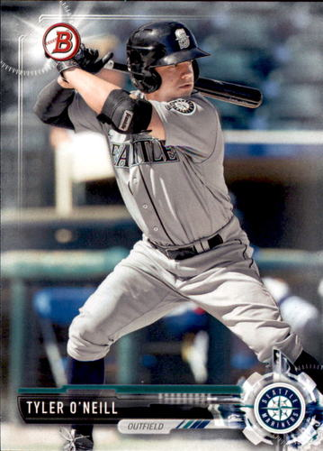 Photo of 2017 Bowman Prospects #BP24 Tyler O'Neill