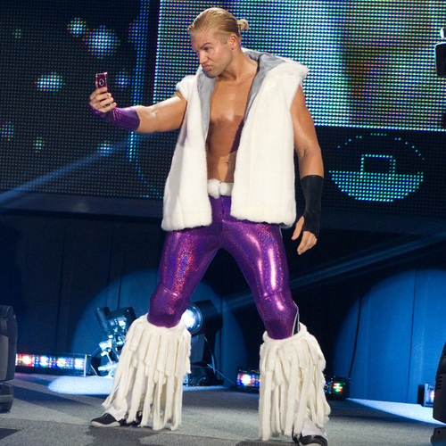 Tyler Breeze WORN & SIGNED Entrance/Ring Attire