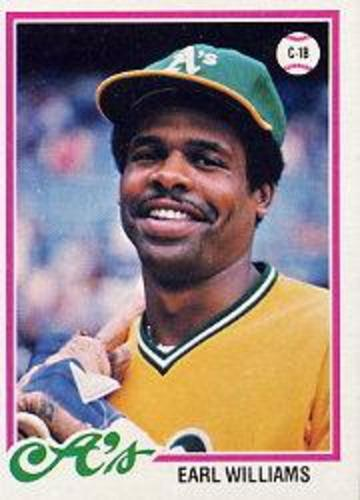 Photo of 1978 Topps #604 Earl Williams