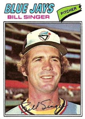 Photo of 1977 Topps #346 Bill Singer