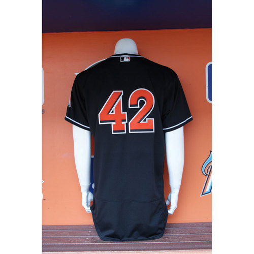 Photo of Marcel Ozuna #42 Jersey