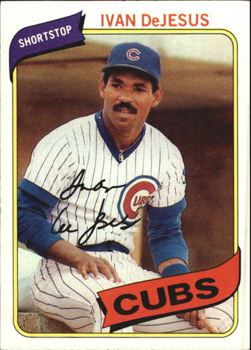 Photo of 1980 Topps #691 Ivan DeJesus