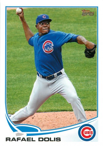 Photo of 2013 Topps #280 Rafael Dolis
