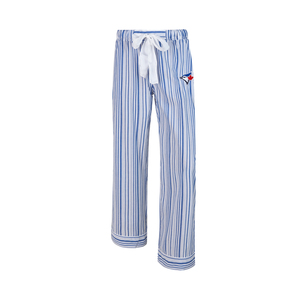 Women's Principle Striped Sleep Pants by Concepts Sport