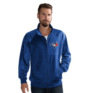 Toronto Blue Jays Crossbar Track Jacket by G3