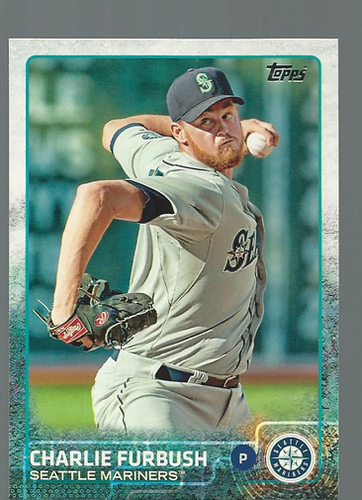 Photo of 2015 Topps #70 Charlie Furbush