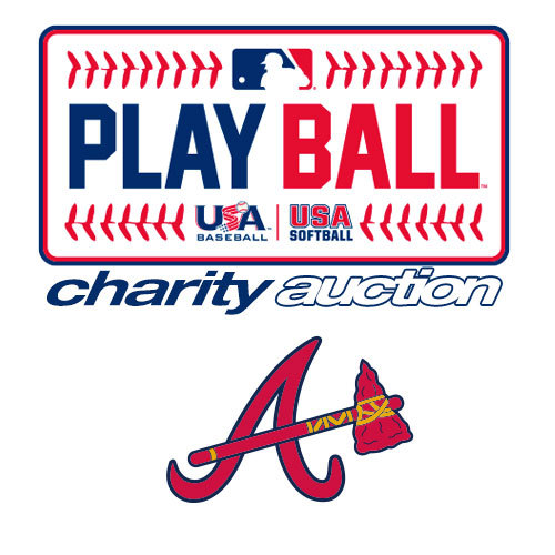 Photo of Play Ball Charity Auction: Atlanta Braves - Braves MVP Autograph Special