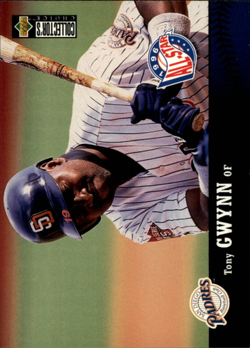 Photo of 1997 Collector's Choice #210 Tony Gwynn