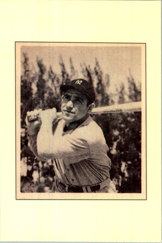 Photo of 1989 Bowman Reprint Inserts Tiffany #2 Yogi Berra '48