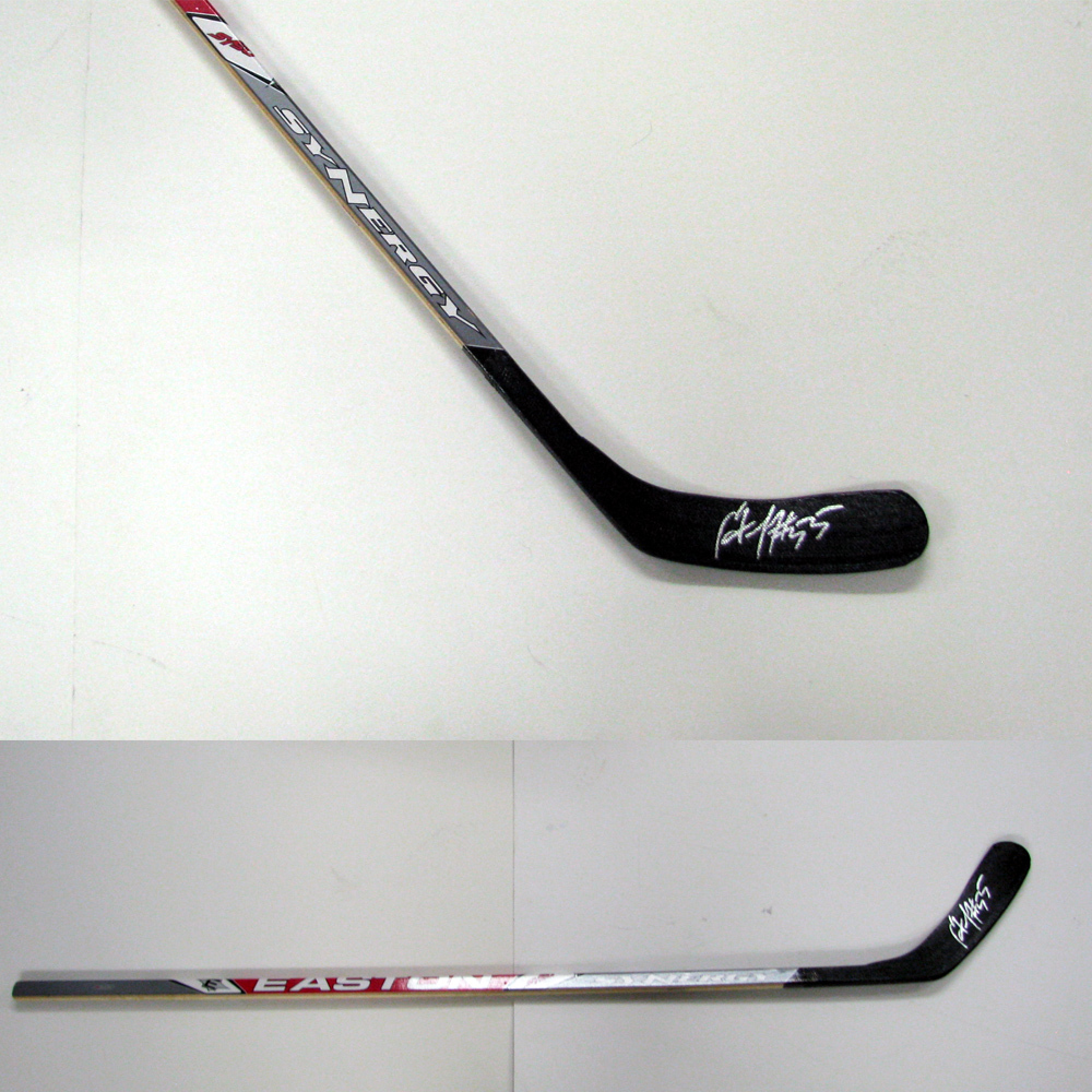 SERGEI GONCHAR Signed Easton Model Stick - Pittsburgh Penguins