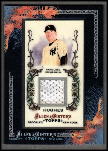Photo of 2011 Topps Allen and Ginter Relics #PH Phil Hughes