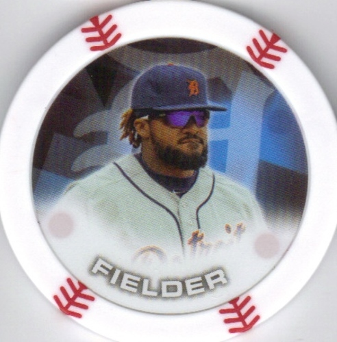 Photo of 2014 Topps Chipz #27 Prince Fielder