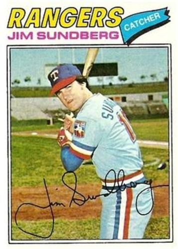 Photo of 1977 Topps #351 Jim Sundberg
