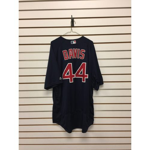 Chili Davis Game-Used ALDS Game 1 Road Alternate Jersey