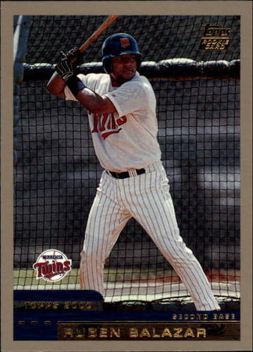 Photo of 2000 Topps Traded #T75 Ruben Salazar RC