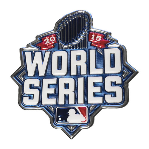 Photo of 2015 World Series Patch