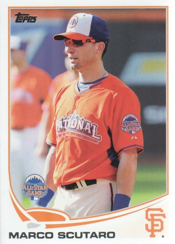 Photo of 2013 Topps Update #US157 Marco Scutaro