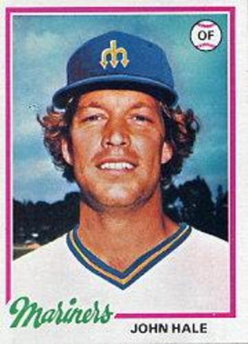 Photo of 1978 Topps #584 John Hale