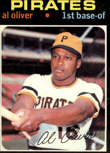 Photo of 1971 Topps #388 Al Oliver