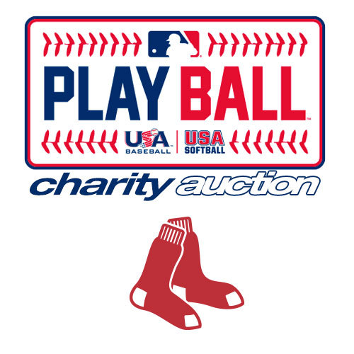Photo of Play Ball Charity Auction: Boston Red Sox - Mookie Betts Autographed Bat & Red Sox Player Meet & Greet