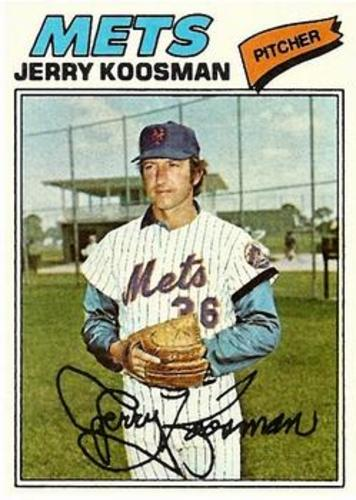 Photo of 1977 Topps #300 Jerry Koosman