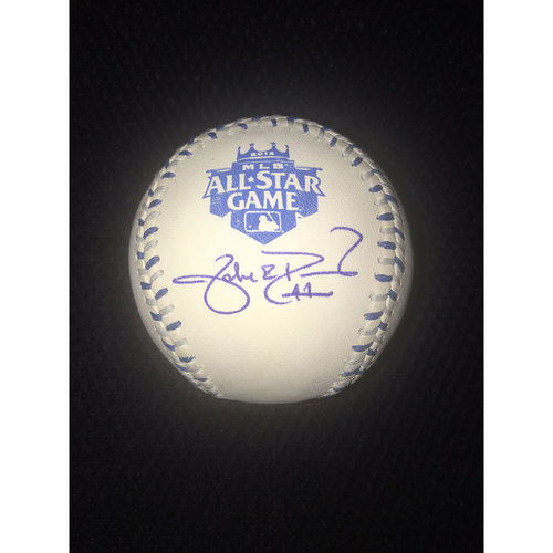 Photo of 2012 All-Star Baseball: Autographed by Jake Peavy