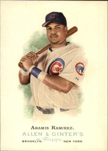 Photo of 2006 Topps Allen and Ginter #230 Aramis Ramirez