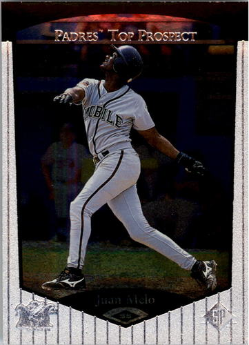 Photo of 1998 SP Top Prospects #106 Juan Melo